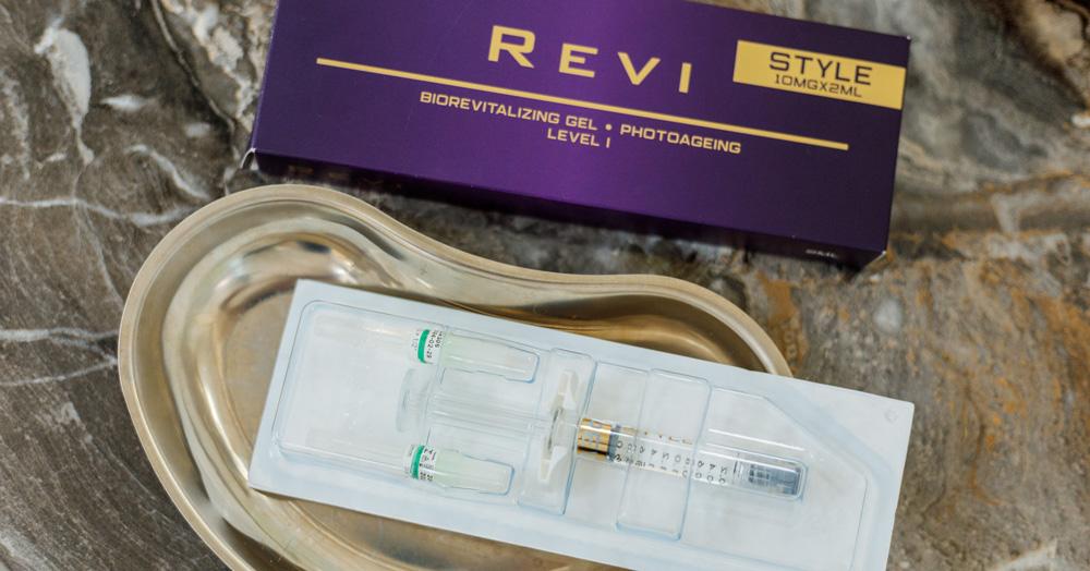 Биоревитализанты Revi brilliants: обзор препаратов для омоложения