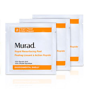 Компания Murad представила пилинги Rapid Resurfacing Peels