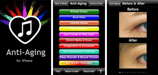 Anti-Aging App