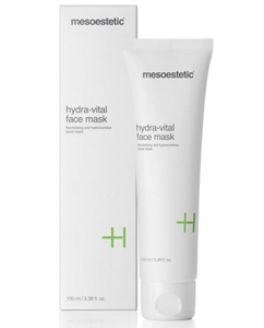 hydra-vital face mask MESOESTETIC