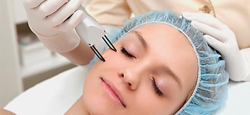 Шлифовка кожи: лазер в сочетании с радиочастотной терапией