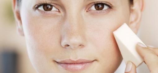 Сухая кожа и макияж